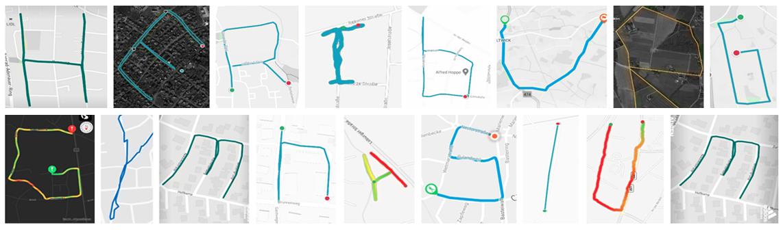 Sportprojekt - Ausdauerndes laufen