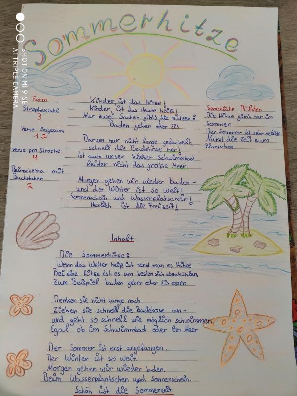 Gedicht Alex 5b